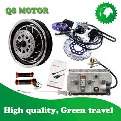 QS273 8000 W 72 V V3 14 Inch Motor Listrik Motor Kit Konversi