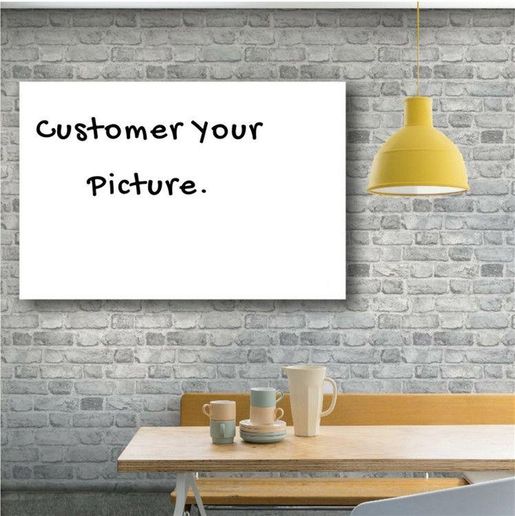 Customized HD Prints Painting Wall Art Custom Made Canvas Art Picture Modular Modern Home Decor Drop Shipping Framed