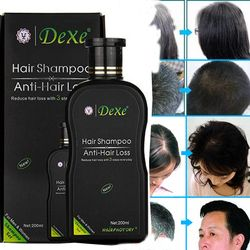 Dexe Hair Shampoo Set Anti-hair Loss Herbal Hair Growth Product Prevent care