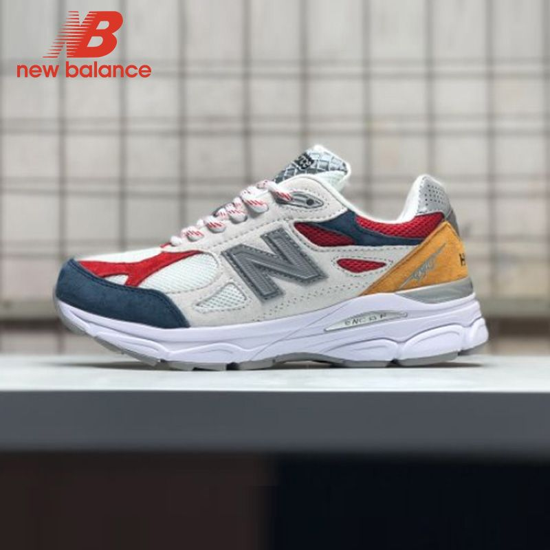 NEUE BALANCE NB990 männer Badminton Schuhe lace Up Outdoor Sneaker Heißer Verkauf