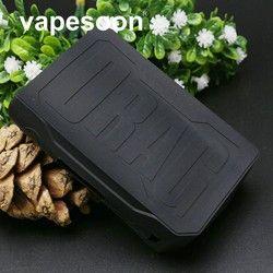 Silicone Case Lengan Penutup Pelindung Kulit untuk Voopoo Drag TC 157 W Box MOD