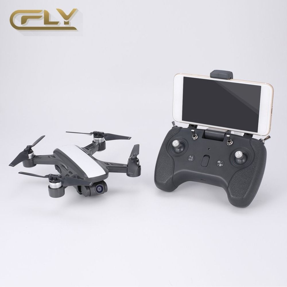C-FLY Dream 5G Altitude Hold Drone GPS Optical Flow Positioning Follow Me RC Quadcopter with 720P HD Camera One Key Return hi