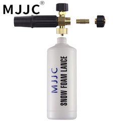 MJJC Marque avec Haute Qualité Canon À Mousse Mousse Lance pour Karcher HD m22x1.5 AG fil et nouvelle EAZY SERRURE 22 Eazy Force 22mm