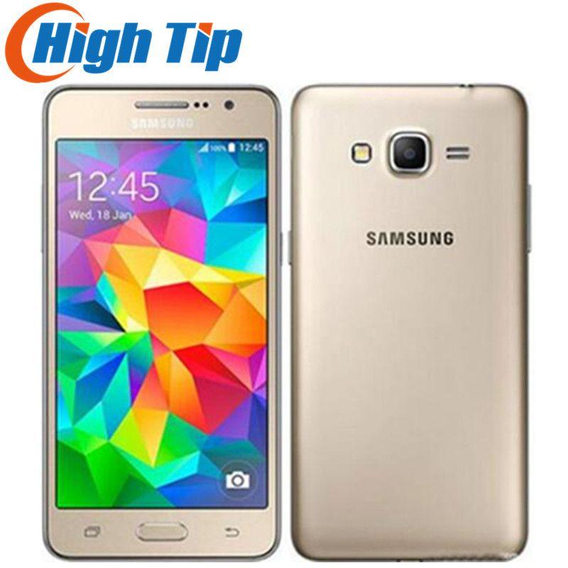Débloqué Original Samsung G530 G530H Galaxy Grand Prime Ouad Core double Sim 8 GB ROM 5.0 pouces téléphone portable reconditionné