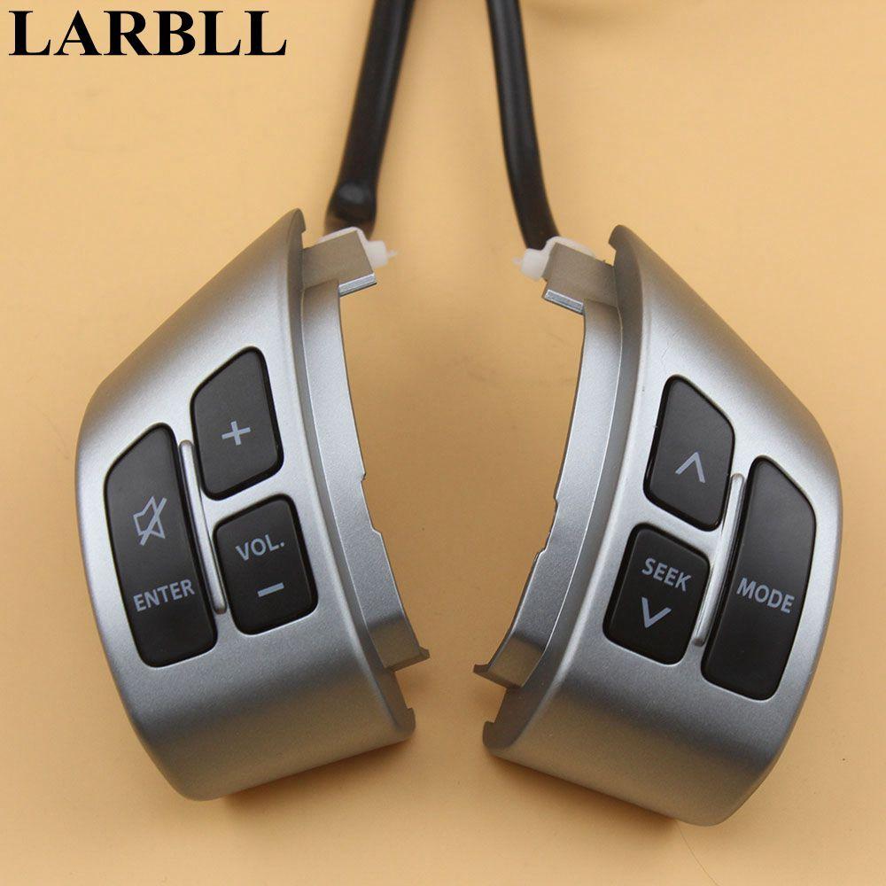 LARBLL Car Auto Multifunction steering wheel audio control switches for Suzuki Swift SX4 2005-2016
