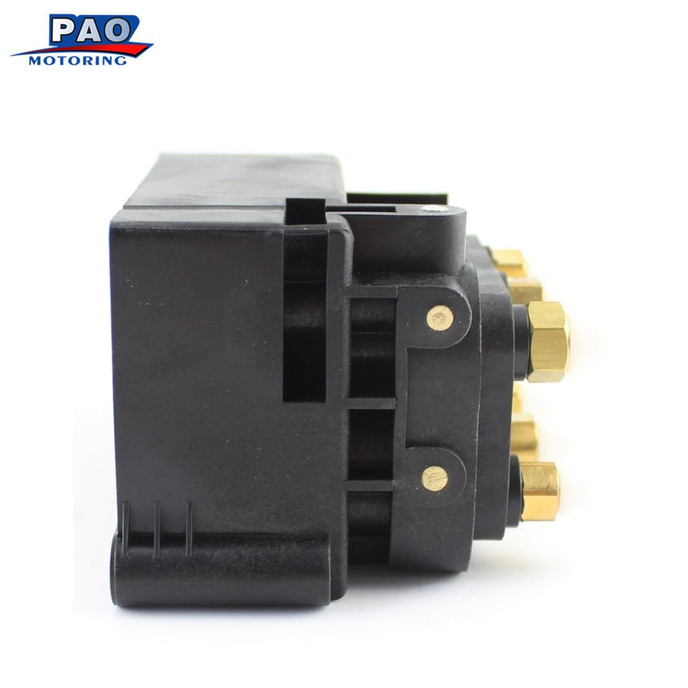 New Fit For Mercedes-Benz W164 W166 W221 W251 Air Supply Solenoid Valve Block OEM 2123200358,212 320 0358, 2513200058
