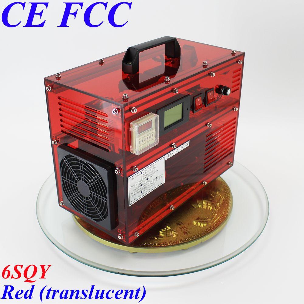 CE EMC LVD FCC Factory outlet BO-1030QY 0-10 gr/std einstellbar ozon maschine 10 tonnen Schwimmbad 10 T trinkwasser desinfektion