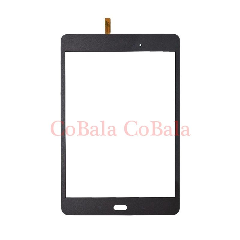 10Pcs For Samsung Galaxy Tab A 8.0 T350 T355 T357 P350 P355 Touch Screen Digitizer LCD Panel Front Glass Sensor Part+Adhesive