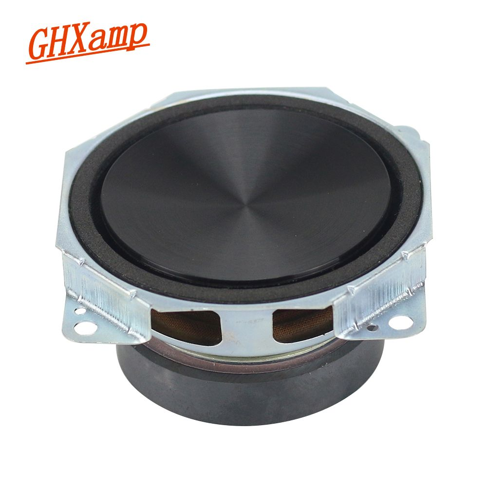 GHXAPM 2 pcs 3 pouce 8 OHM 40 W Gamme Complète Haut-Parleur De Voiture Mediant Haut-Parleur Home Cinéma Audio Haut-parleurs