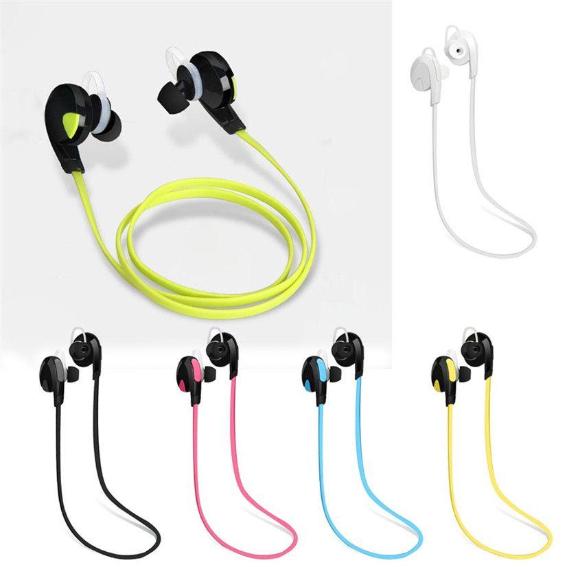 Bluetooth Wireless Handfree Headset Stereo Headphone Earphone Sport Universal Futural Digital High Quality F25