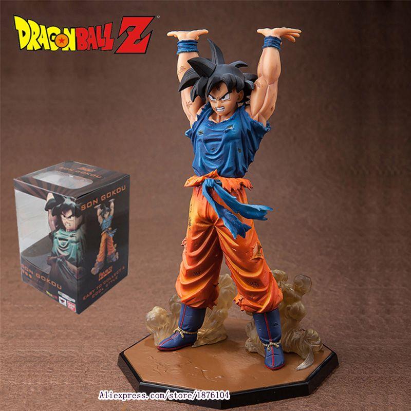 Anime Dragon Ball Z ZÉRO Fils Goku Genki Dama Esprit bombe Action Figure Juguetes DragonBall Chiffres Brinquedos Enfants Jouets 6.8