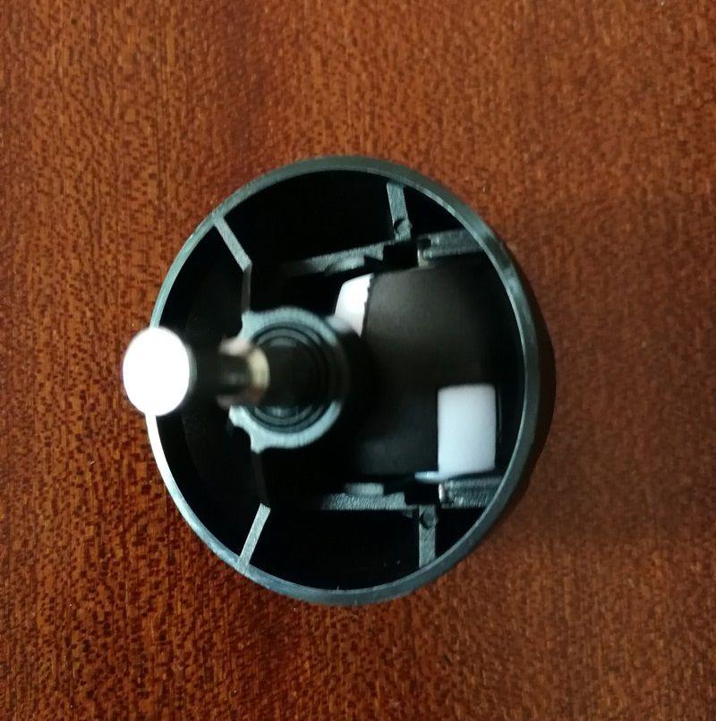 Roue de roulette avant de robot d'assemblage de roulette d'origine pour ilife A4 v3s pro V5s pro x620 A6 x623 T4 X430 x431 pièces d'aspirateur