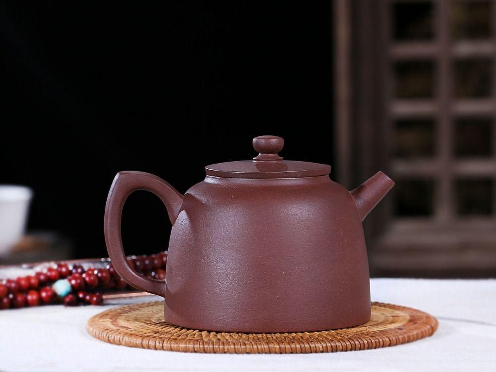 Drinkware Yixing authentic Purple Tea pot origin pure sands Zisha tea sets 280cc