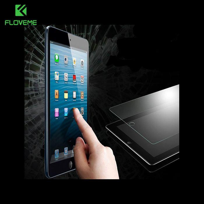 FLOVEME 9 H Displayschutzfolie Für Apple iPad Mini 1 2 3 i Pad Mini 1 2 3 Klar Gehärtetem Glas Film Für ipad Mini 1 2 3
