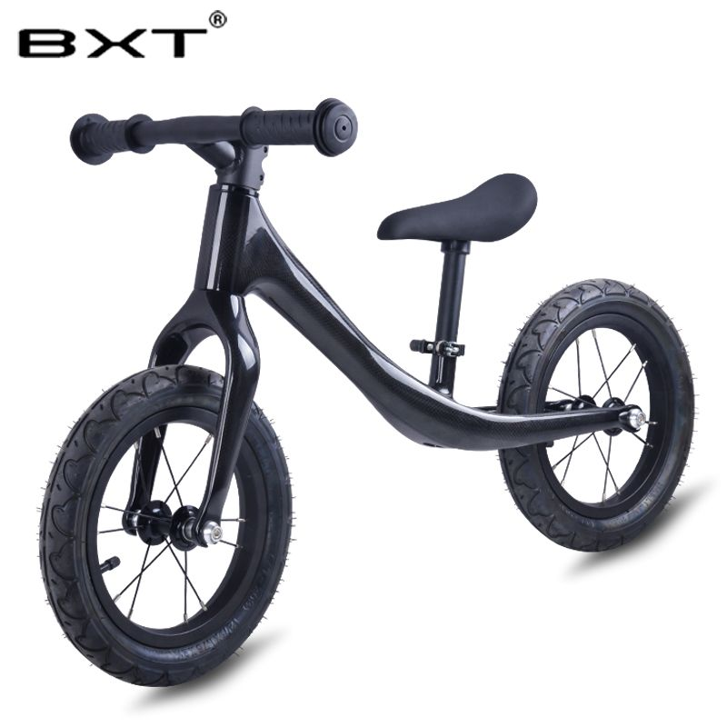 2018 BXT Pedal-less Balance Bike carbon Kids balance Bicycle For 2~6 Years Old Children complete bike for kids carbon bicycle