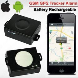Personal Vehicle Car GPS Trackers with Long Life Battery (5200mAH)  Waterproof  Magnetic Overspeed Shake Alarm History Records