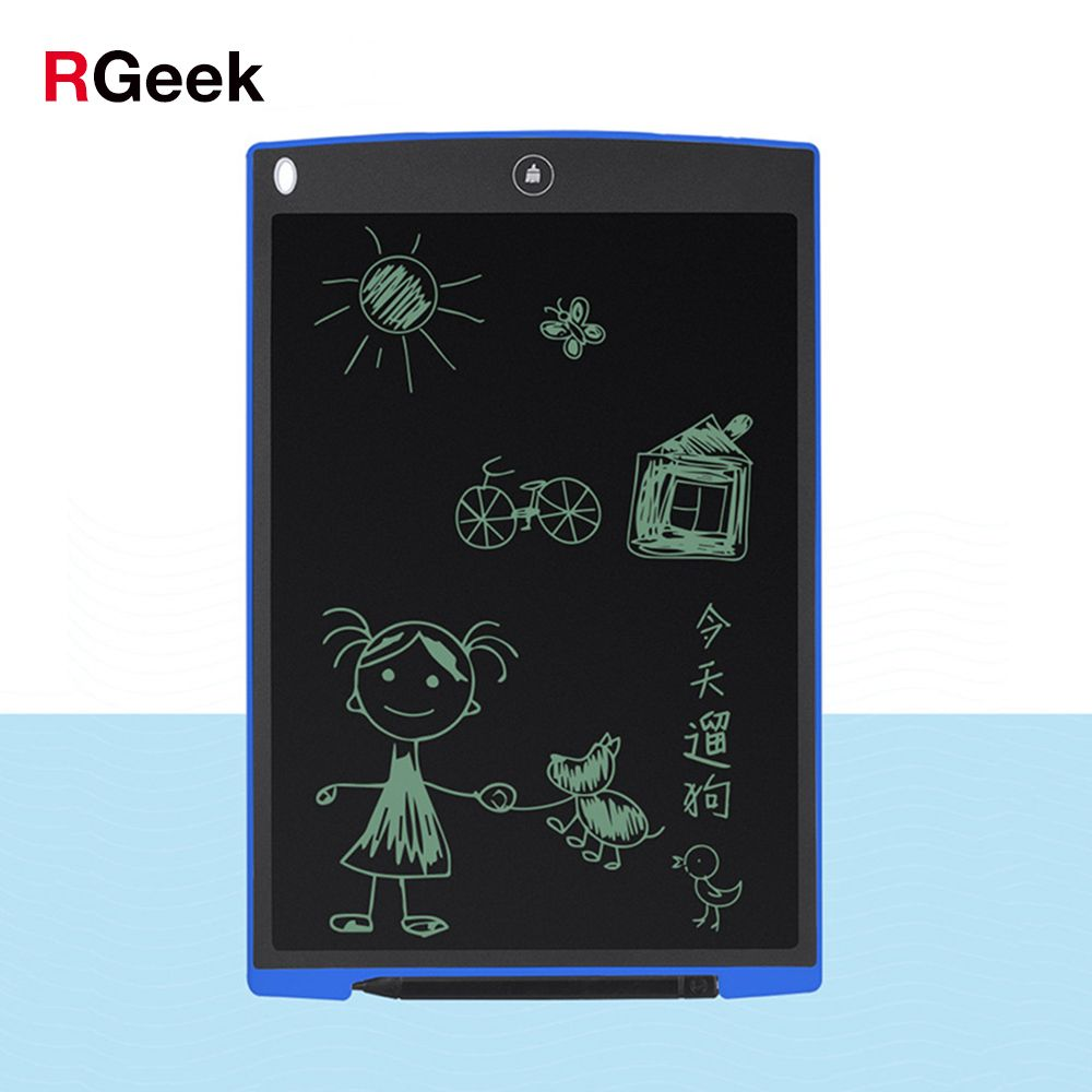 12 Inch LCD Writing Tablet Digital Drawing Tablet Handwriting Pads Portable Electronic Tablet Board ultra-thin  Board