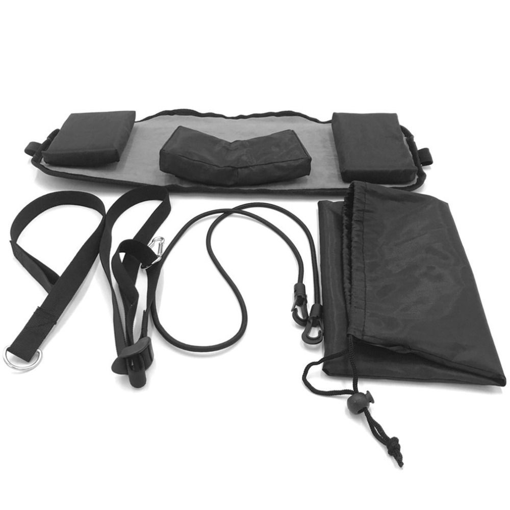 Portable Neck Nerves Headaches Pain Relief Massager Hammock Effective Cervical Posture Alignment Support For <font><b>Home</b></font> Office Travel