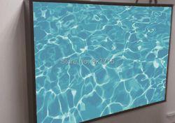 W-7263 поток воды живопись потолочная пленка, похожая на обои функции в качестве обоев