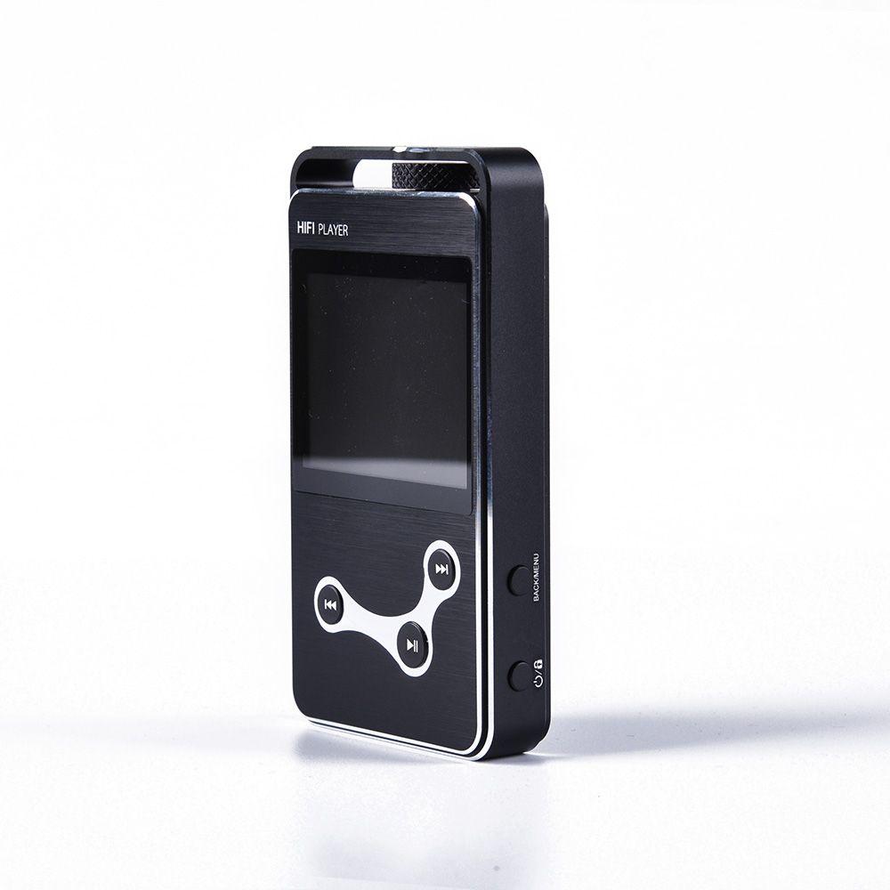 Neueste DIY ZIKU HK-X9 2,4 zoll Bildschirm Verlustfreie Musik MP3 HiFi Musik-Player Unterstützung Kopfhörer Amp/Mobile OTG DSD128 fest lösung