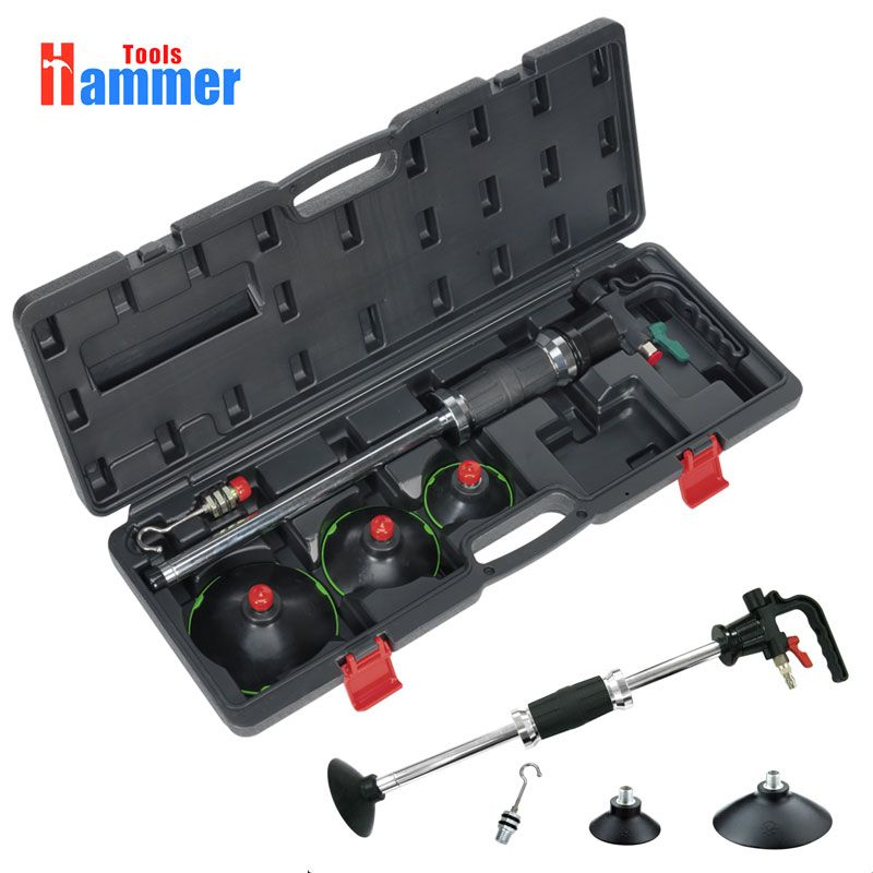 Air Vacuum Pneumatic Dent Puller Suction cup Dent Puller Paintless Dent Repair kit
