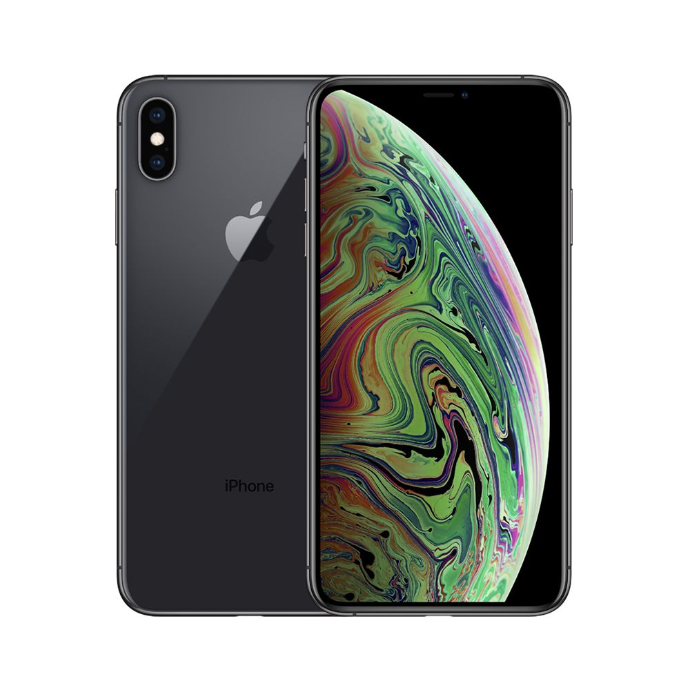 Apple iPhone XS Max | Dual Sim Cards Smartphone 2018 Fully Unlocked 6.5 inch Big Screen 4G Lte Apple Smart Phone