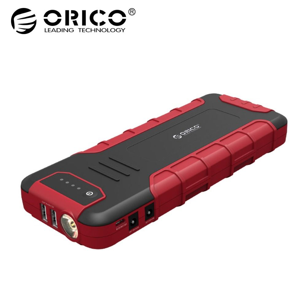 ORICO CS3 18000 mah Power Bank Multi-funktion Tragbare Mobile QC3.0 Batterie Fahrzeug Motor Booster Notfall Power Bank