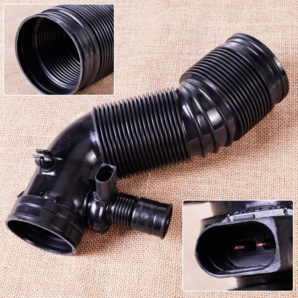 CITALL Air Intake Hose Pipe 1J0 129 684 NT 1J0129684CG for VW Golf MK4 Bora 1998 1999 2000 2001 2002 2003 2004 2005 for Audi A3