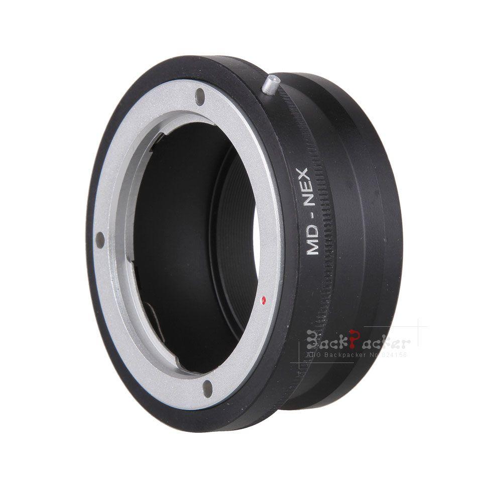 Md-nex-objektiv-adapter ring Für Minolta MC/MD Objektiv nex NEX3 NEX5 NEX7 A5000 A6000 A6300 A7II A7R E-mount Kamera