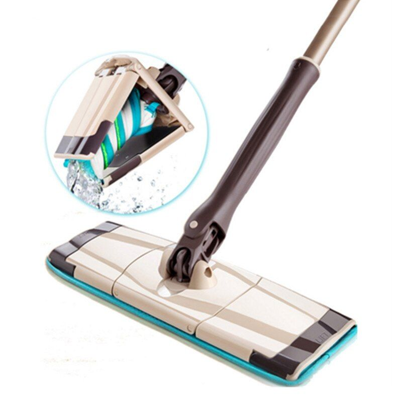 NEW 360 Spin Mop Floor Cleaning Windows Clean Mop Home kitchen Bathroom Dedicated Magic Mop Cleaning Tools