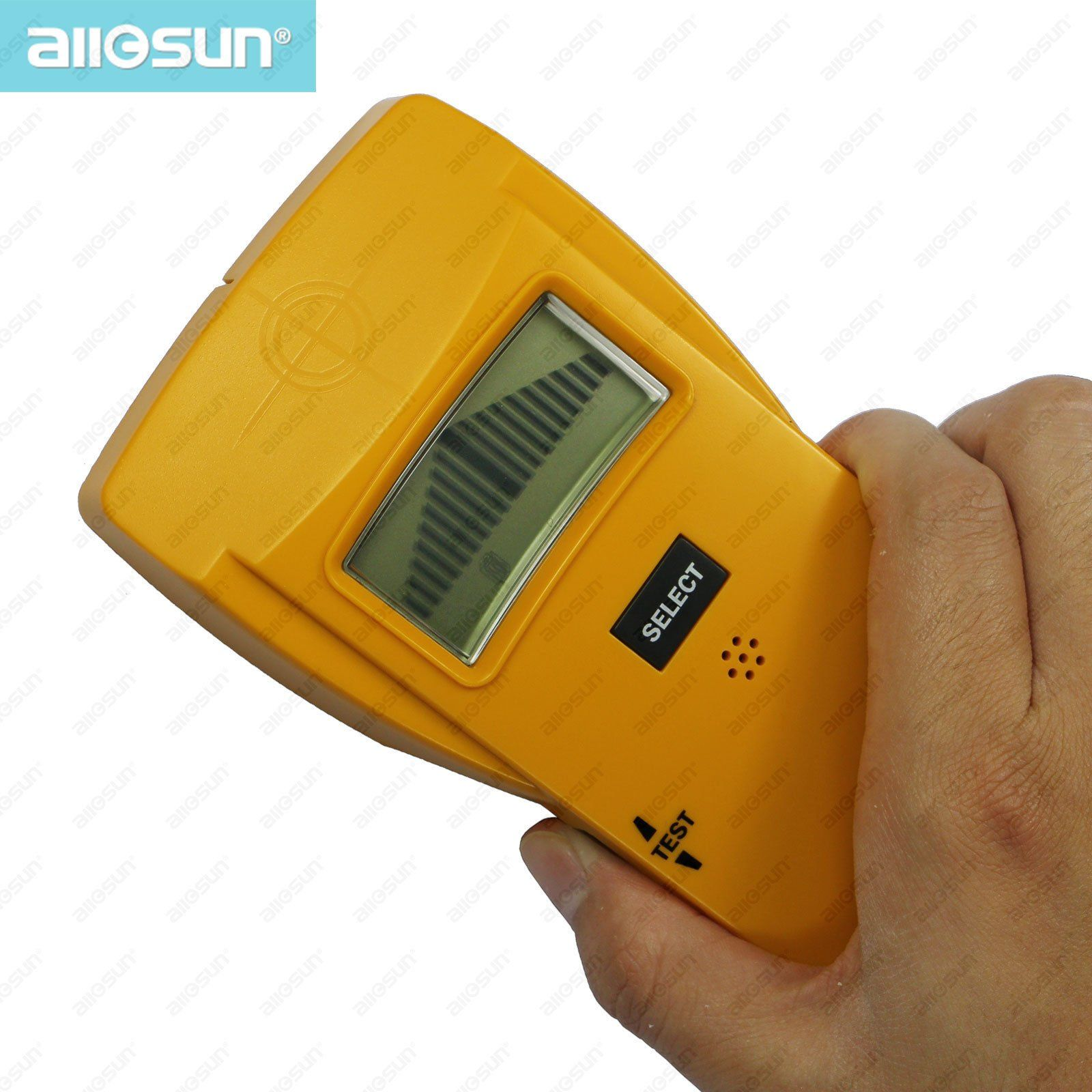 All-Sun TS79 Stud/Metal/AC Detector 3 In 1 Multiscanner Detector Home Tester Voltage Metal Sensor Finding Hidden Metallic Object