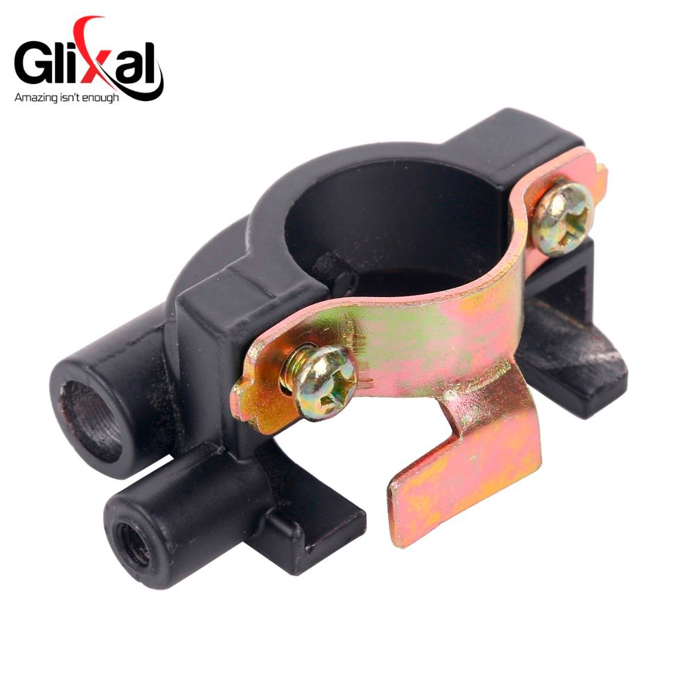Glixal GY6 49cc 50cc 150cc Throttle Clamp Twist Grip Housing for Chinese Scooter Moped TAOTAO,JONWAY,SUNL,PEACE,ZNEN (Type-3)