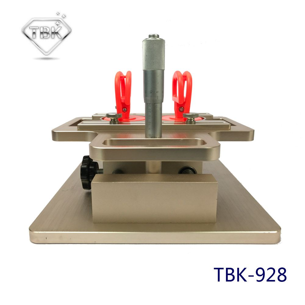 TBK-928 LCD Dismantle Machine Manual A-frame Separator For Samsung Precisely Adjust By Micrometer