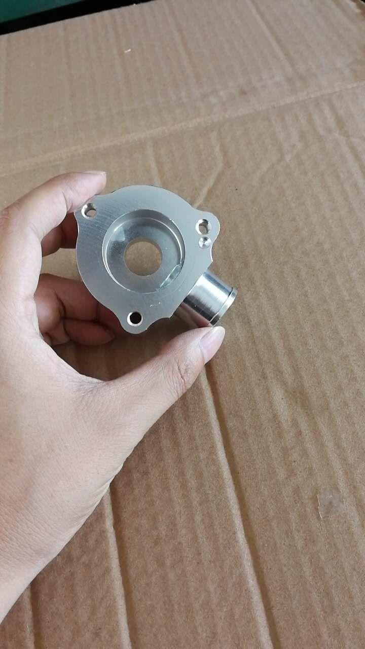 cnc alumium dv adaptor for mk6 ea888