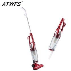 ATWFS Vacuum Cleaner Ultra Quiet Strength Mini Household Rod Portable Hand Dust Collector Aspirator