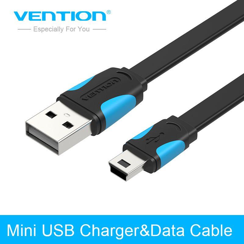 Tions Mini USB Kabel 0,25 mt 0,5 mt 1 mt 1,5 mt 2 mt Daten Sync USB ladegerät Kabel Für MP3 MP4 Player GPS Kamera handy Mini USB