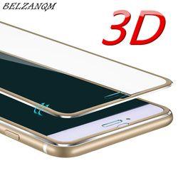 En Verre trempé Pour iPhone X 7 8 Plus 3D Plein Écran Protection Film Pour iPhone 8 Plus Protecteur Film pour iPhone 6 s 6 s Plus verre