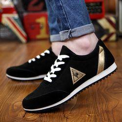 Otoño Invierno de alta calidad Zapatos moda casual Zapatos para hombres cómodo Encaje Zapatos Hombre sapatos Plus size 46.47