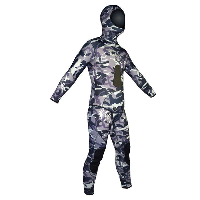 7 мм неопрена Для мужчин/wo Для мужчин погружение Спортивное Дайвинг оборудовать Для мужчин t углеродная трубка подводной охоты Мокрые одежд...