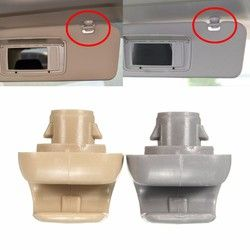 Mobil Sun Visor Klip Pelindung Matahari untuk Honda/CR-V/Civic/Accord/Odyssey 1999-2011 88217-S04-003ZA