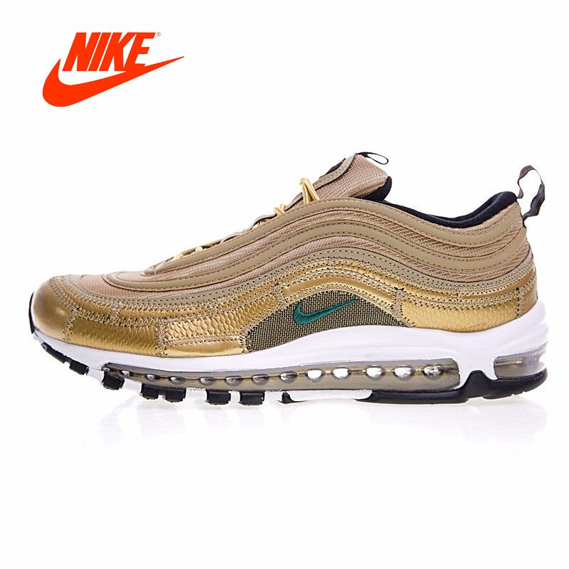 Official Original New color Nike Air Max 97 CR7 Mens Running Shoes Sport Sneakers Breathable Outdoor AQ0655-700