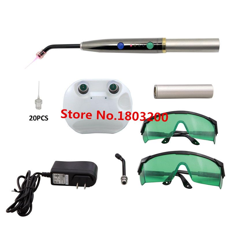 Dental Heal Laser Diode Rechargeable F3WW Hand-held Pain Relief Device