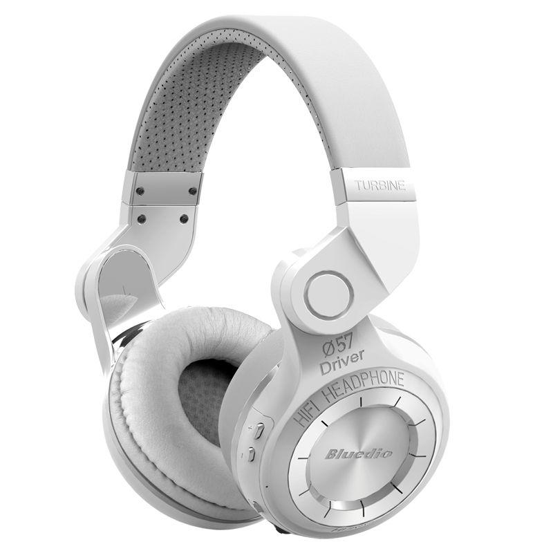 Headphones Fone De Ouvido Bluetooth Headset Bluedio T2+ for iPhone 6 Headfree headfone TF card FM