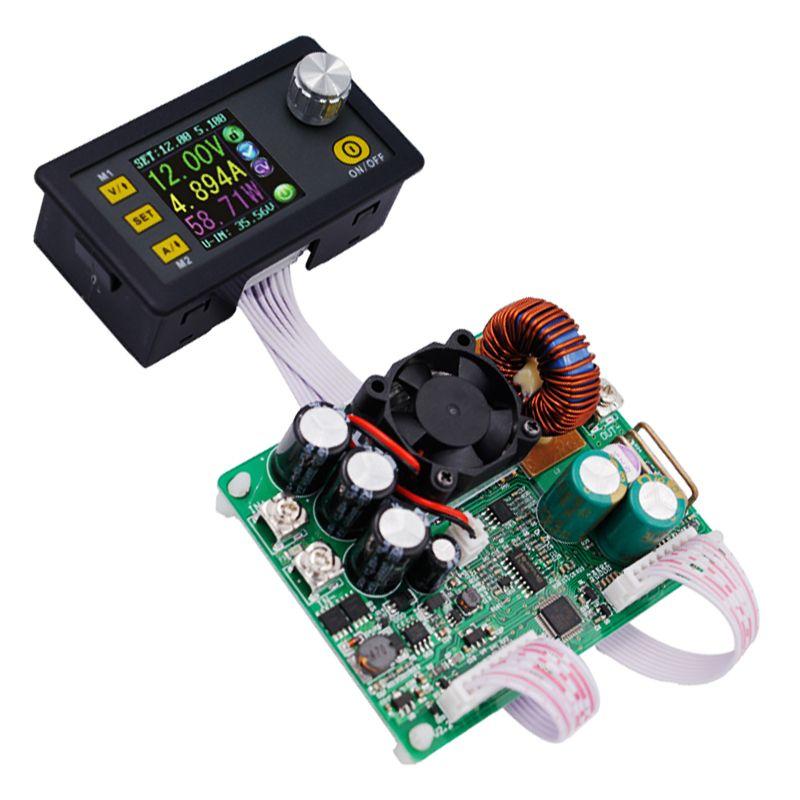 DPS5015 LCD Voltmeter amperemeter 50 v 15A Konstante Spannung Strom Schritt-unten Programmierbare Netzteil Modul 15%