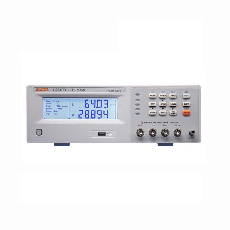 Neue Kompakte LCR Digitale Brücke Meter U2817B/U2810D/U2811D