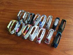 Xiao mi banda 2 pulsera Correa mi banda 2 colorido Correa wristband reemplazo Smart Band Accesorios para mi banda 2 banda de silicona