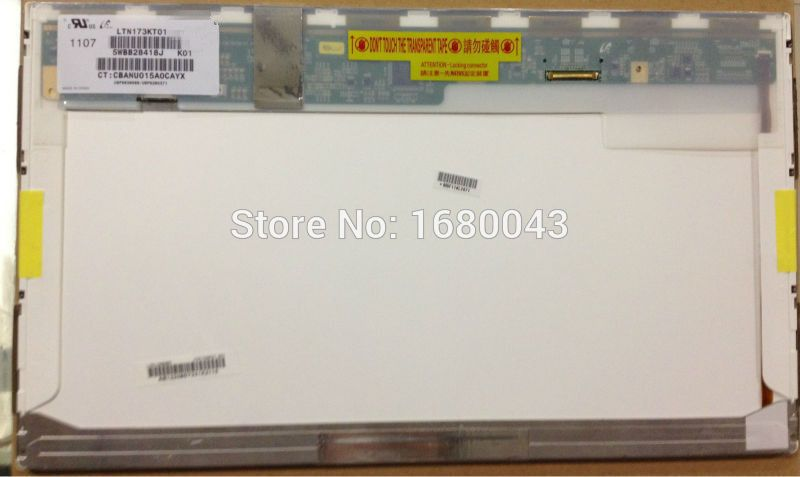 LTN173KT01 K01 fit N173O6-L02 Rev.C1 B173RW01 V.0 V.2 V.4 V.5 LP173WD1 (TL)(A1) LTN173KT02 N173FGE-L21 L23 40-pin