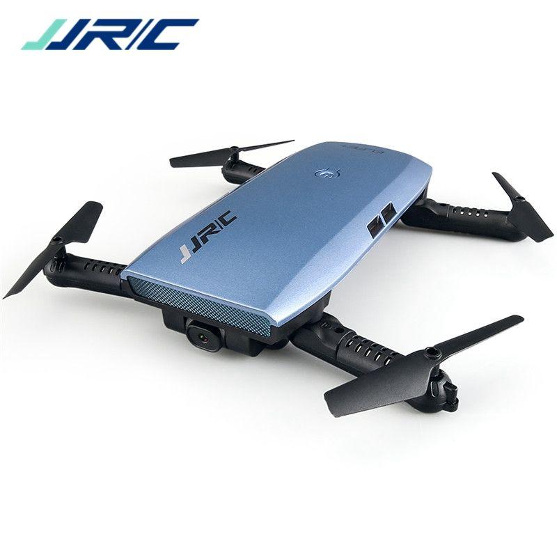 In Stock! JJR/C JJRC H47 ELFIE Plus + 720P Camera Upgraded Foldable Arm Drone w/ Gravity Sensing G-Sensor Control VS Eachine E56