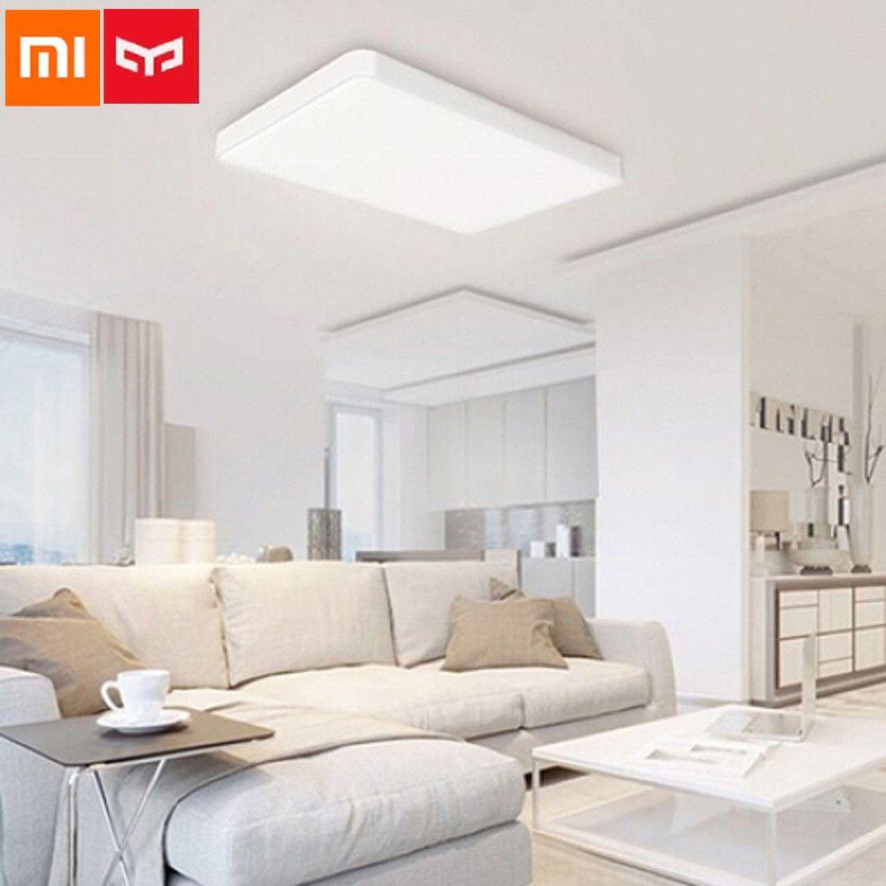 Xiaomi Yeelight Pro Simple LED Ceiling Light WiFi / App / Bluetooth Smart Remote Control For Living Room PK Xiaomi JIAOYUE 650mm