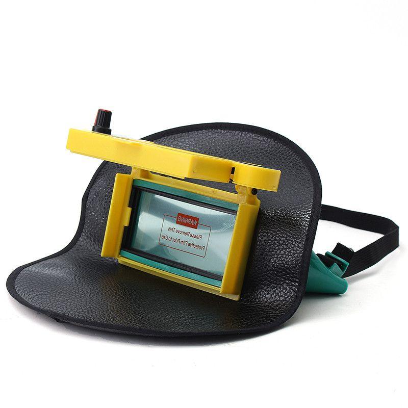 Nueva darking auto solar sombreado soldador Ojos máscara Ojos gafas soldadura Seguridad protección
